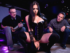Total Domme-ination Featuring Rachel Starr – Brazzers HD
