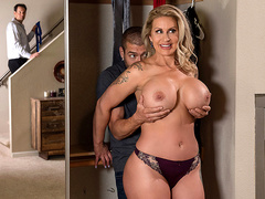 Sneaky Mom 3 Starring Ryan Conner – Brazzers HD
