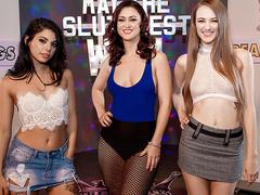 May The Sluttiest Win – Karlie Montana – Gina Valentina – Samantha Hayes – RK HD