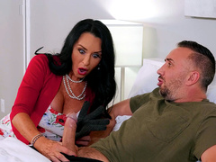 Bed Ridden Starring Rita Daniels And Keiran Lee – Brazzers HD