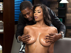 Reckless Rendezvous Featuring Nia Nacci – Brazzers HD