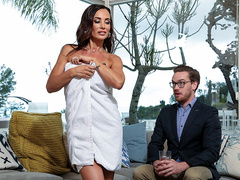 Seduction For Sport Starring Lisa Ann – Brazzers HD