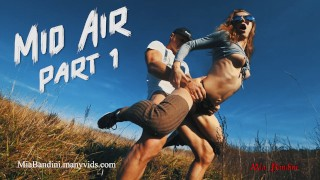 """""""CARRY ME"""" – A MID AIR FUCKING AKA """"THE BODY BUILDER"""" COMPILATION – PART 1"""
