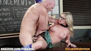 Brianna Makes The Best Of Class – Brazzers