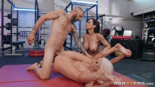 BRAZZERS TRAILER (Lisa Ann, Nicolette Shea) The Fuck Off (free MovieCOMMENT