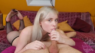 My Young Pussy Let Him Cum Two Times Inside Of Me ! – Double Creampie