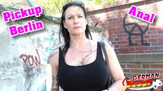GERMAN SCOUT – DEEP ANAL FOR BIG TITS MILF JULIA AT PUBLIC STREET CASTING