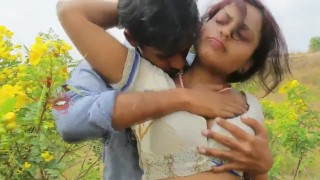 Hot Desi Shortfilm 54 – Boobs Pressed, Grabbed & Squeezed In Blouse, Navel