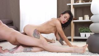 She Is Nerdy – Kris The Foxx – Fucking Sexy Nerdy Brunette