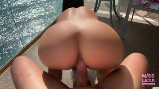 HOT MILF Cheats On Her Husband During A Cruise