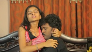 Hot Desi Shortfilm 212 – Cute Babe Boobs Squeezed Hard & Kissed Continuosly