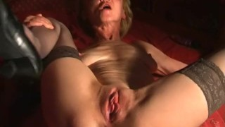 """Granny Rita (62): """"Boy, Come Close And Fuck My Dirty Old Pussy!"""""""
