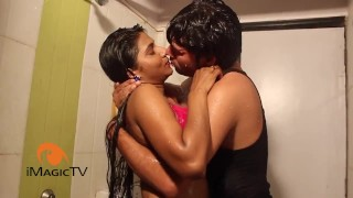 Hot Desi Shortfilm 292 – Kavita Verma Boob Kiss, Press, Navel Kiss, Smooch