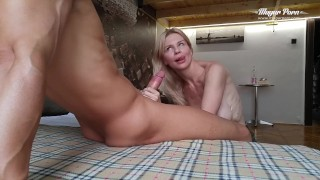 Nadya Basinger – Beautiful Anal Creampie