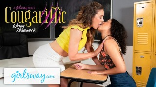 GIRLSWAY Student Mistakenly Turned In Erotic Essay To Prof. Cherie