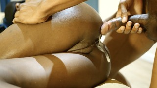 The Perfect Combo – Sloppy Head And Anal Creampie – MrandMrsBond