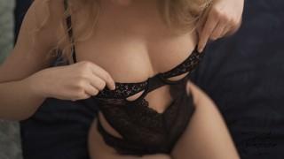 Hot Teen Girl Gets Double Creampie From Her Roommate – Morningpleasure