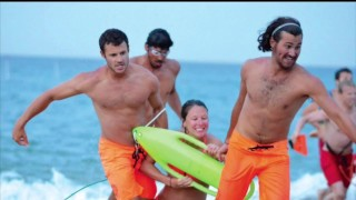 Brazzers – Sexy Lifeguards Save A Female And Have Threesome