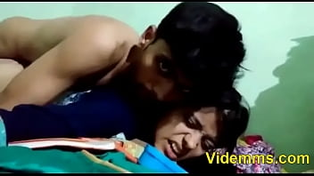 Horny Desi Young Couple In Home Sex Act On Cam